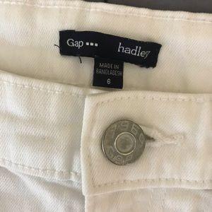 GAP Shorts - White Gap Denim Cutoff Shorts